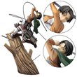 Attack on Titan Levi ArtFXJ Statue