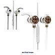 Doctor Who Dalek Ear Bud Headphones