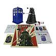 Doctor Who TARDIS and Dalek Sec Bluetooth Speaker Pack