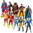 DC Universe Best of DC Classics Wave 1 Action Figures