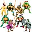 Teenage Mutant Ninja Turtles 25th Anniversary Wave 1