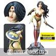 FFG DC Comics Wonder Woman Variant Resin Statue - EE Exc.