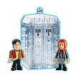 Doctor Who Building TARDIS Dematerializing Building Set