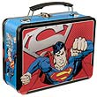 Superman Man of Steel Large Tin Tote